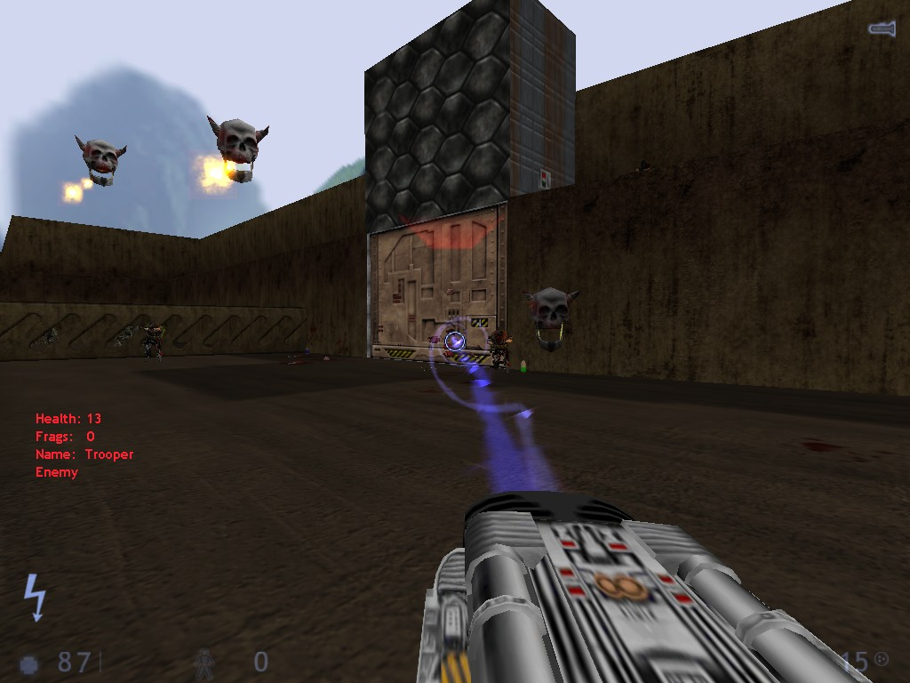 Classic Arcade First Person Shooter - Sven Co-op Map Database