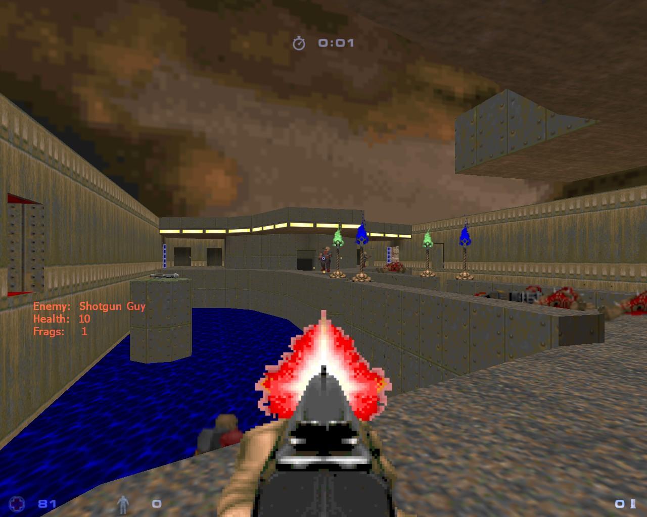 DOOM II: Hell on Earth - Sven Co-op Map Database