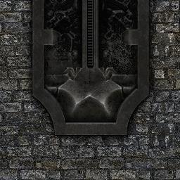 Quake 3 Arena Style Texture Set In A Gothic Metal Theme